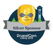 DrupalCorn 2015 Silver Sponsor