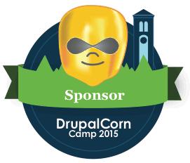 DrupalCorn 2015 Sponsor